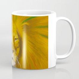 Rasta Lion Coffee Mug