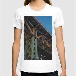 Benjamin franklin Bridge T-shirt