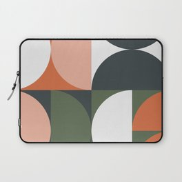 Mid Century Geometric 15 Laptop Sleeve