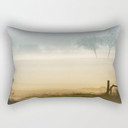 Clayworth to Hayton Rectangular Pillow