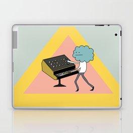 Piano man  Laptop & iPad Skin