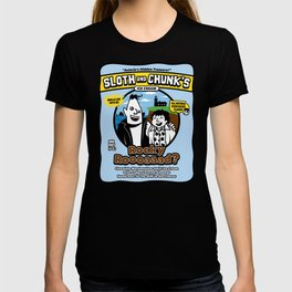Sloth and Chunk's Ice Cream T-shirt
