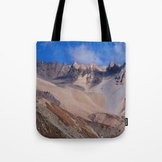 Scenery Yak Kharka to Thorung Phedi Tote Bag