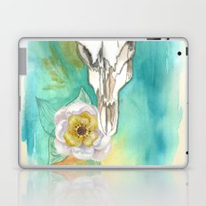South West Cow Skull Laptop & iPad Skin
