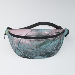 Delicate grasses Fanny Pack