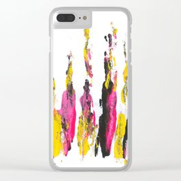 Sometimes sweet Clear iPhone Case