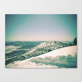 Winter 5 Canvas Print