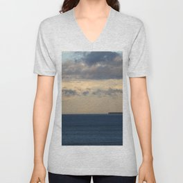 Float Away Unisex V-Neck