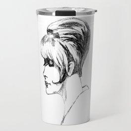 My Mama's Drawing 1968 Travel Mug