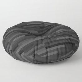 Black Estival Mirage Floor Pillow