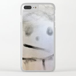 Once Upon A Little Boy Clear iPhone Case