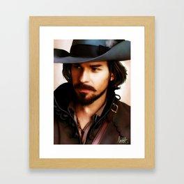 Aramis Framed Art Print