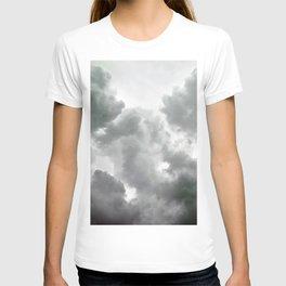 Green Clouds T-shirt