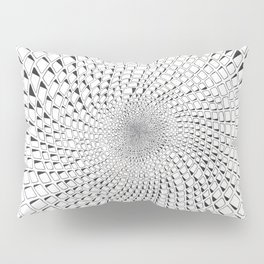 Celled Tunnel Pillow Sham