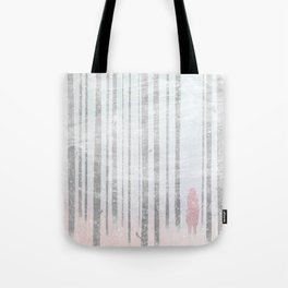 The Company of Wolves Tote Bag