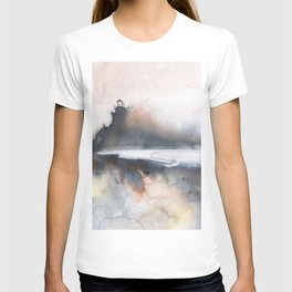 Power Play at Split Rock Lighthouse T-shirt