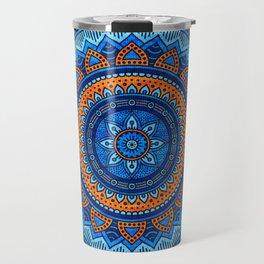 Hippie mandala 36 Travel Mug