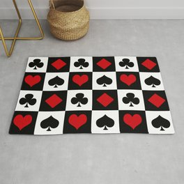 Playing card Rug