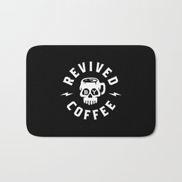 Revived By Coffee Bath Mat