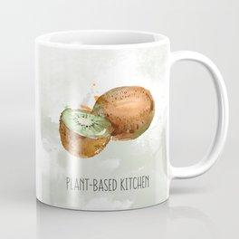 Plant-Based Kitchen Kiwi Coffee Mug