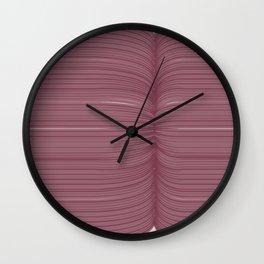 fibre Wall Clock