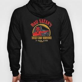 Hail Satan's Taxis Hoody
