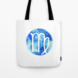 Virgin. Sign of the zodiac. Tote Bag
