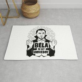 Bela Is My Homeboy Rug