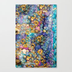 Magic Glitter Canvas Print