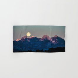 The Rising Moon Hand & Bath Towel