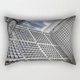 Arche de la Défense Paris [Sky cut N°421] France Rectangular Pillow