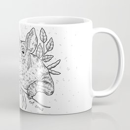 soy not sows <3 Coffee Mug
