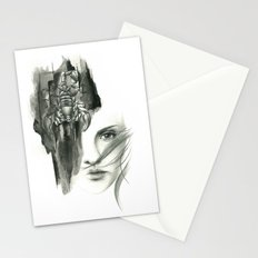 Zodiac - scorpio Stationery Cards