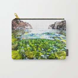 PARADISE BEACH IN MANI Carry-All Pouch