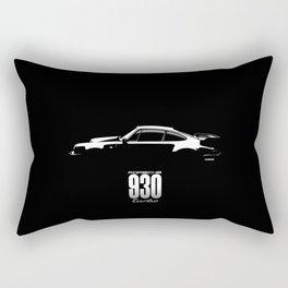 1980 930 Turbo Rectangular Pillow