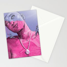 GODmother. Stationery Cards