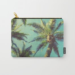 Palm Trees (Edited) Carry-All Pouch