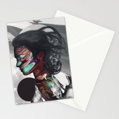 Map of Your Head Stationery Cards