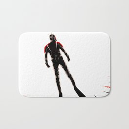 ant hero Bath Mat