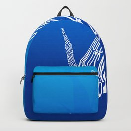 Whale song Backpack