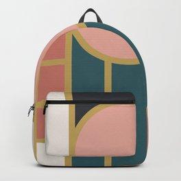 Maximalist Geometric 04 Backpack