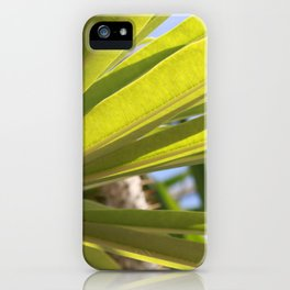 Light Coming Through iPhone Case