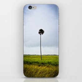 I'm a lonely palm iPhone Skin