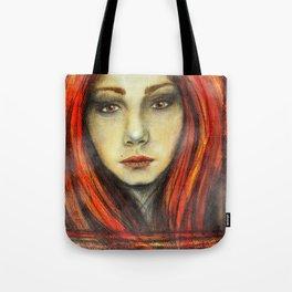 A Girl Called Ina Tote Bag