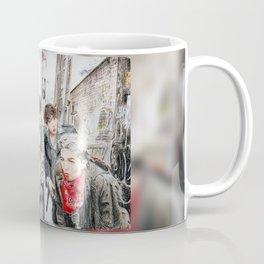 EXIT MOVEMENT Coffee Mug