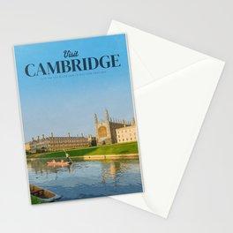 Visit Cambridge Stationery Cards