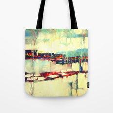 Warsaw III - abstraction Tote Bag