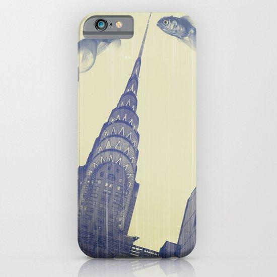 chrysler gold fish iPhone & iPod Case