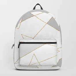 Duo of Triangles Backpack