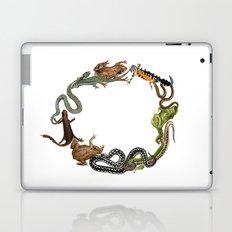 Reptile Wreath Laptop & iPad Skin